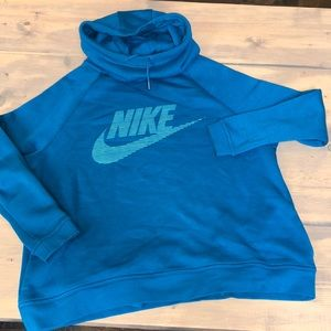 Nike hooded sweatshirt size XL
